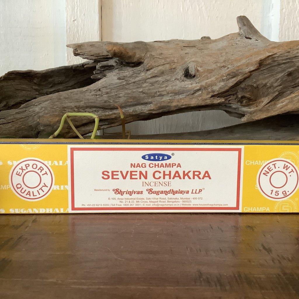 SATYA 15g Seven Chakra