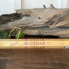 Cedar HEM 20 Sticks