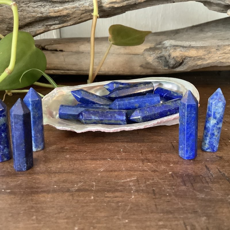Lapis Lazuli Mini Tower