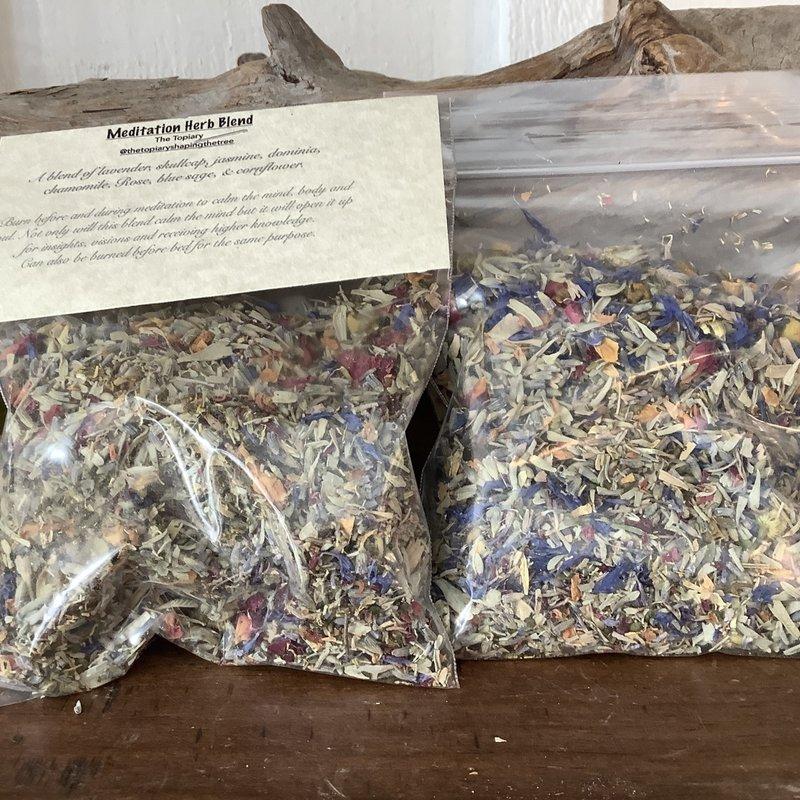 Meditation Herb Blend