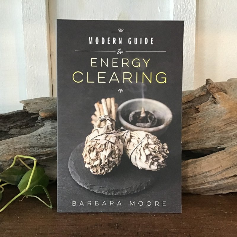 Modern Guide to Energy Clearing Book