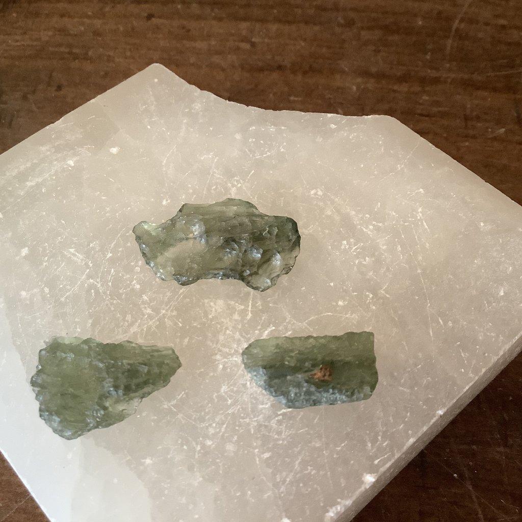 Moldavite Raw