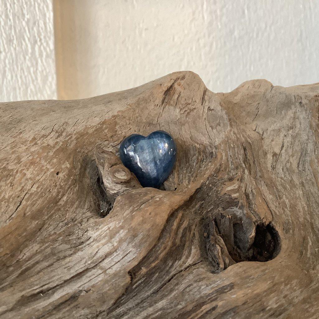Kyanite Mini Heart
