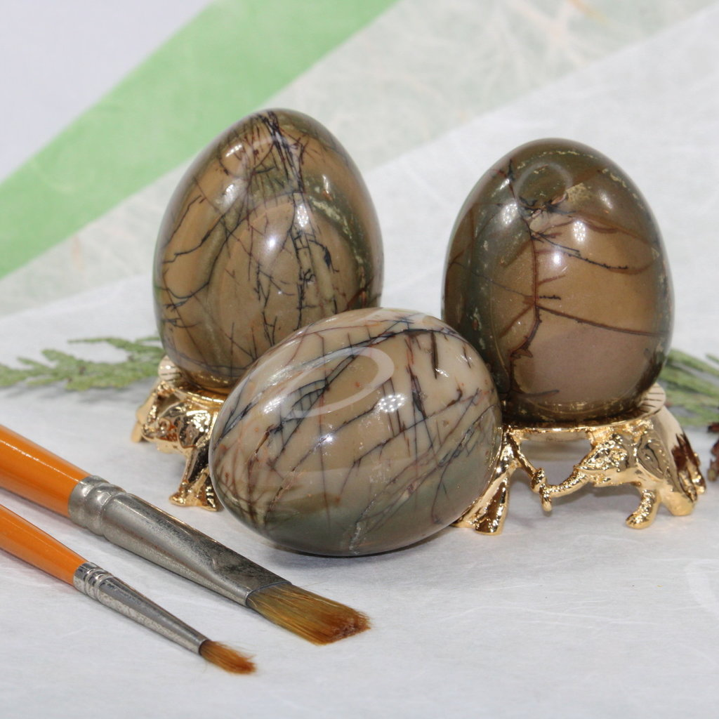 Picasso Jasper Egg