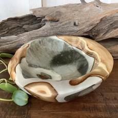 Polychrome Jasper Bowl