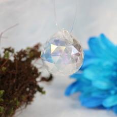 Small Globe Window Crystal