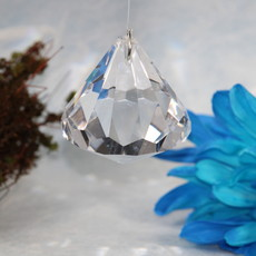 Spinning Top Window Crystal