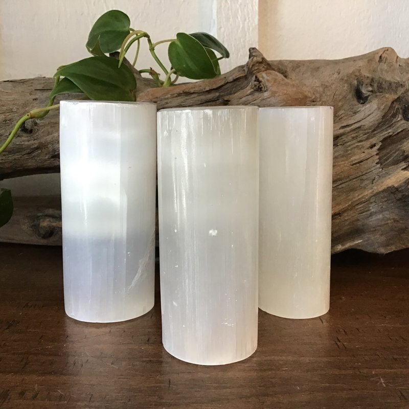 Selenite Cylinder