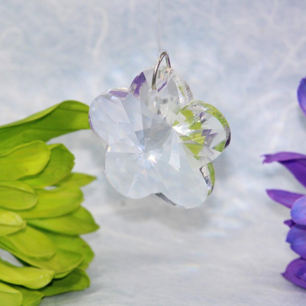 Flower Window Crystal