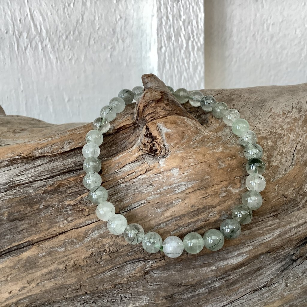 Lodolite Bracelet 6 mm