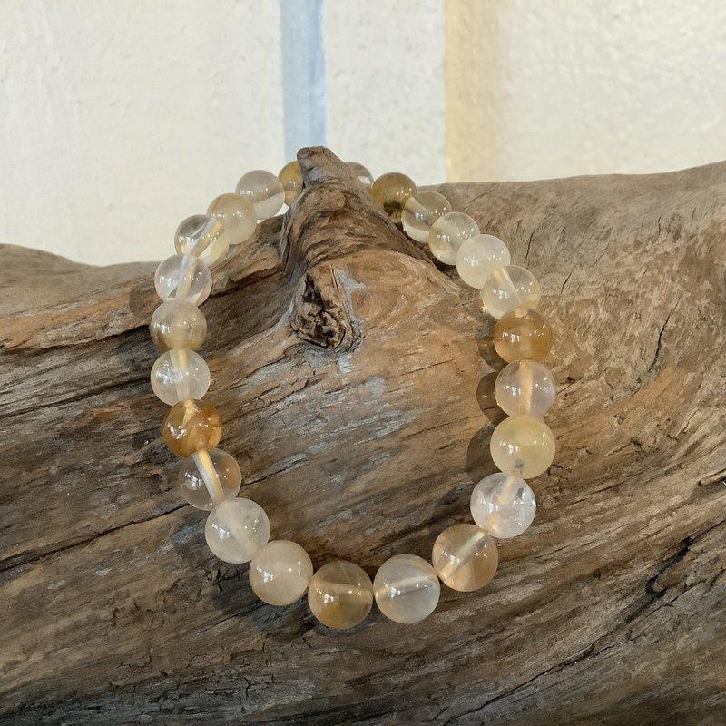 Amphibole Quartz Bracelet