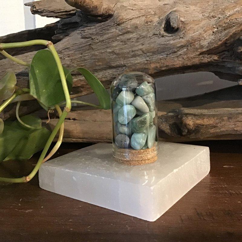 Emerald Mini Jar