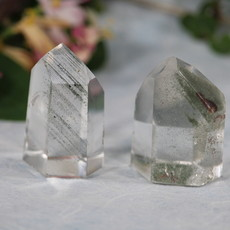 Chlorite Tower with Inclusions