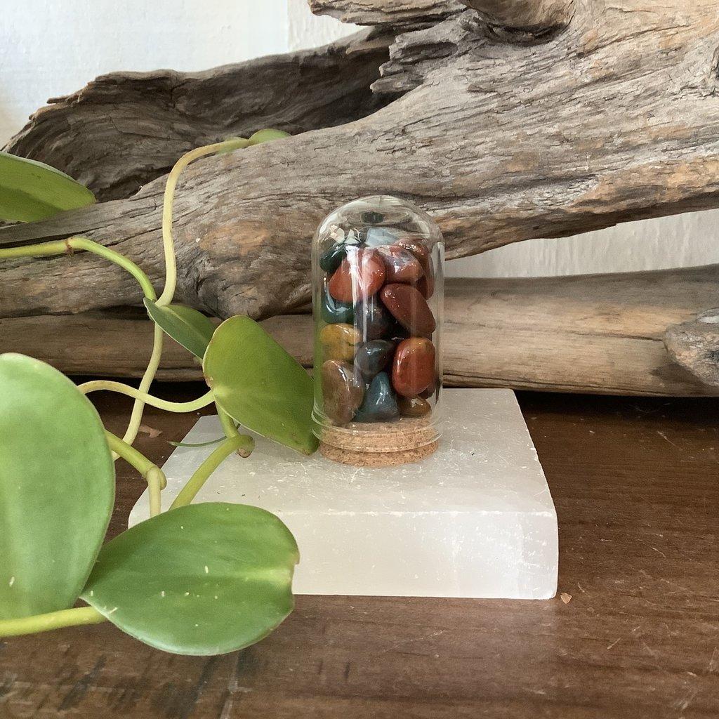 Fancy Jasper Mini Jar