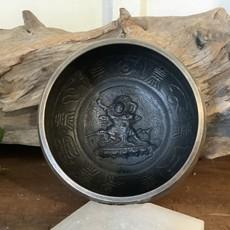 Brass Singing Bowl Nataraja