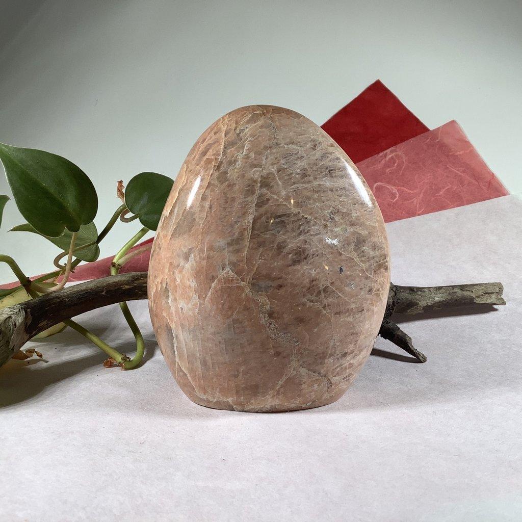 Peach Moonstone Free Form