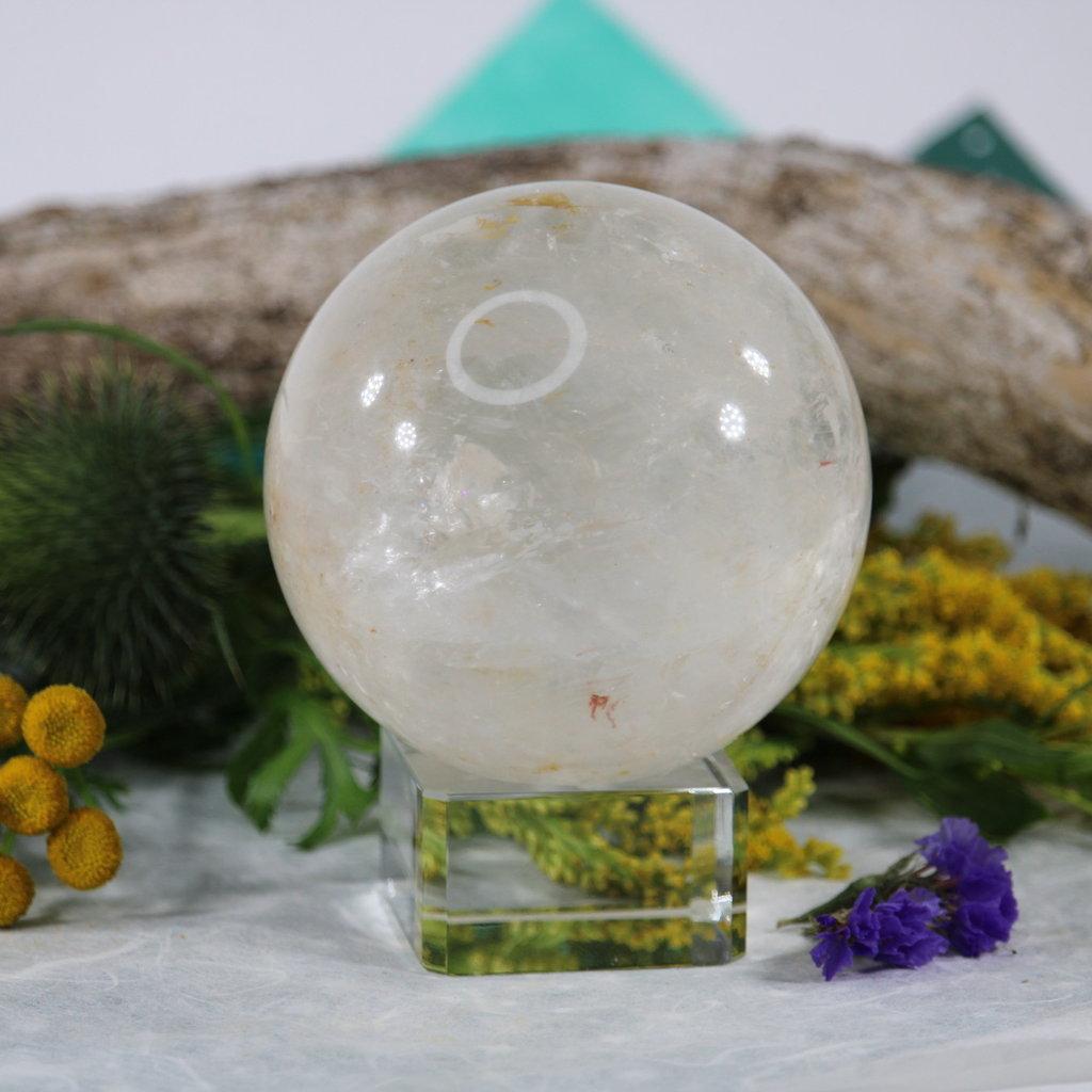 Quartz Calcite Sphere
