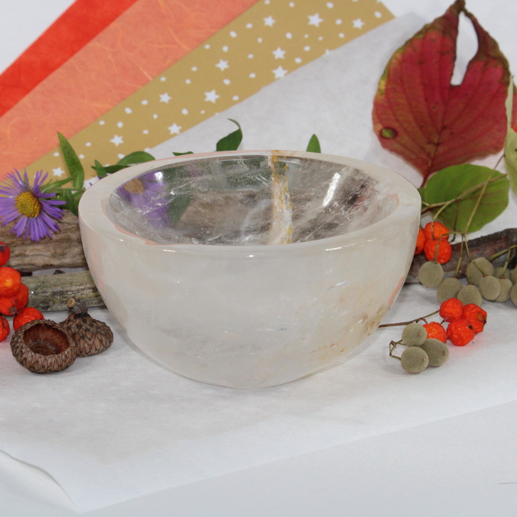 Quartz Bowl