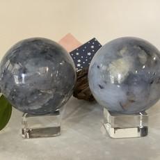 Blue Opal Sphere