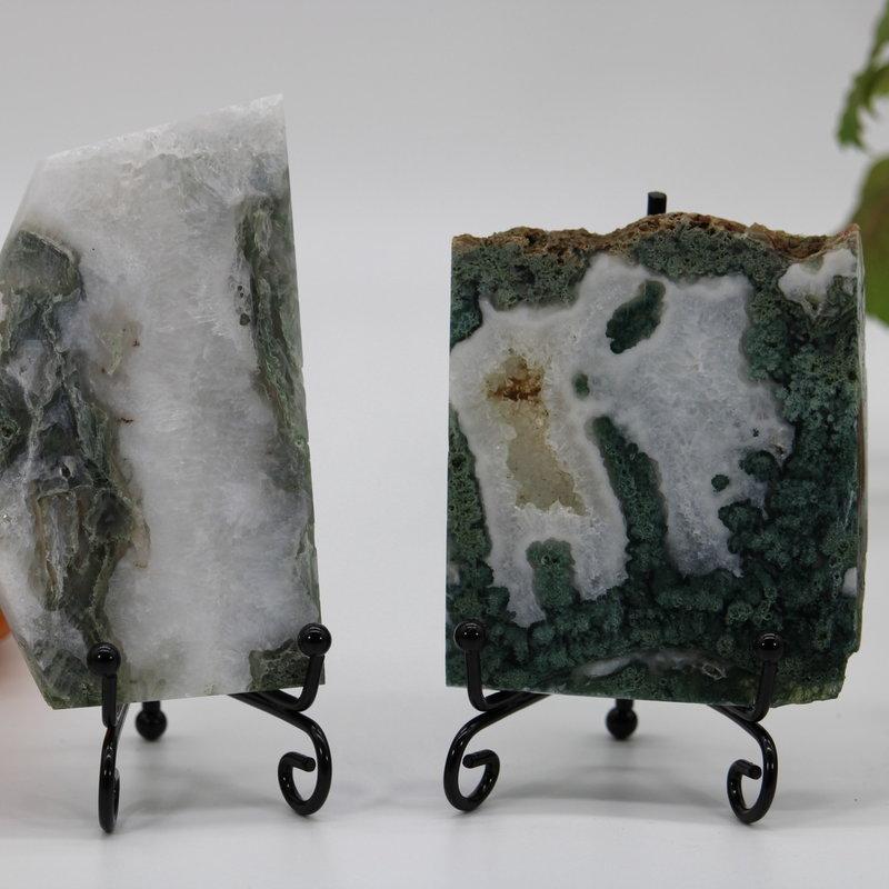 Moss Agate Slab
