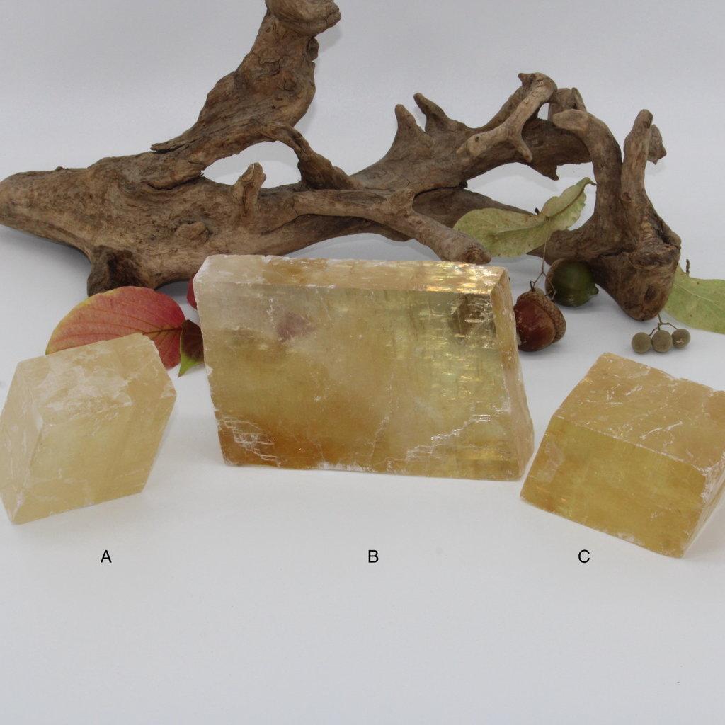 Optical Honey Calcite