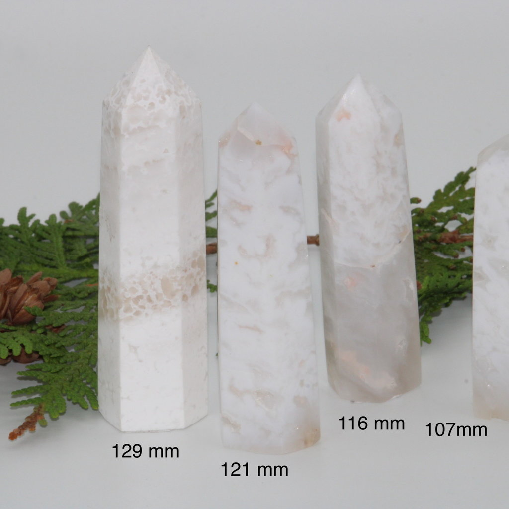 White Agate Tower