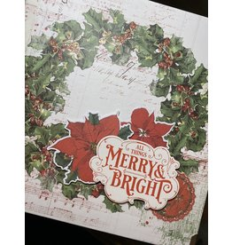 Nikki Sher Christmas Album Kit by Nikki