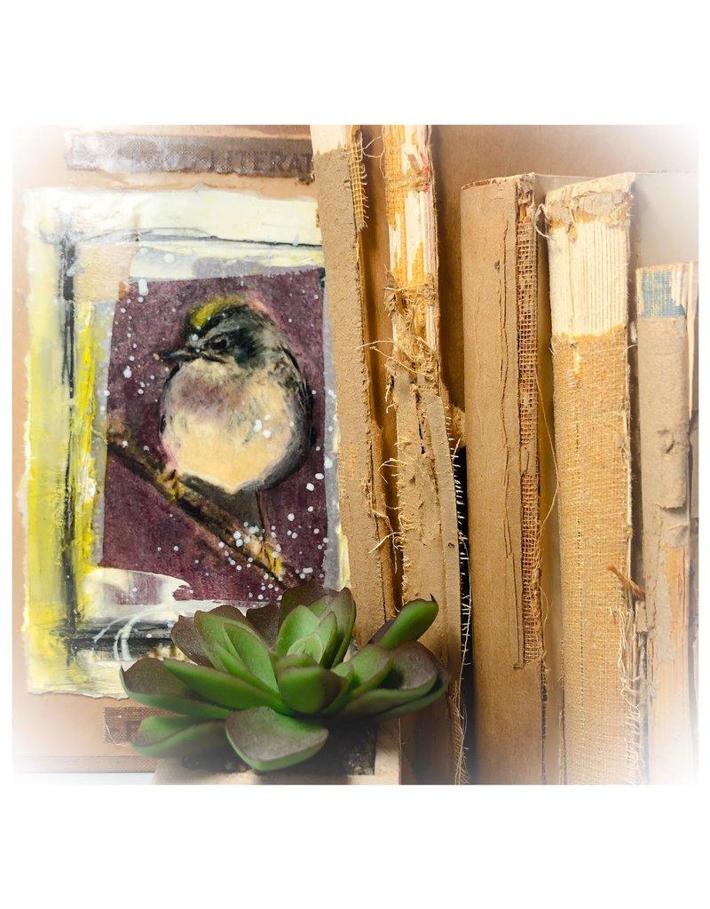 Lexi Grenzer 02/29 Pastels & Encaustics with Lexi