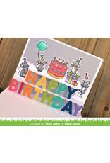 lawn fawn LF Dies pop-up happy birthday
