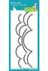 lawn fawn LF Dies stitched bouncy trails