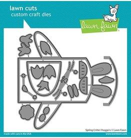 lawn fawn LF Dies spring critter huggers