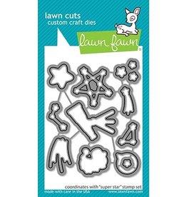 lawn fawn LF Dies super star - lawn cuts