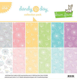 lawn fawn LF Collection kit Dandy Day