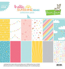 lawn fawn LF hello sunshine remix collection pack