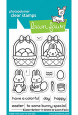 lawn fawn LF Stamp easter before n afters