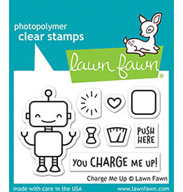 lawn fawn LF Stamp charge me up