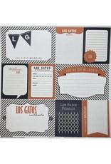 scrapbook customs Ss School Paper Journal