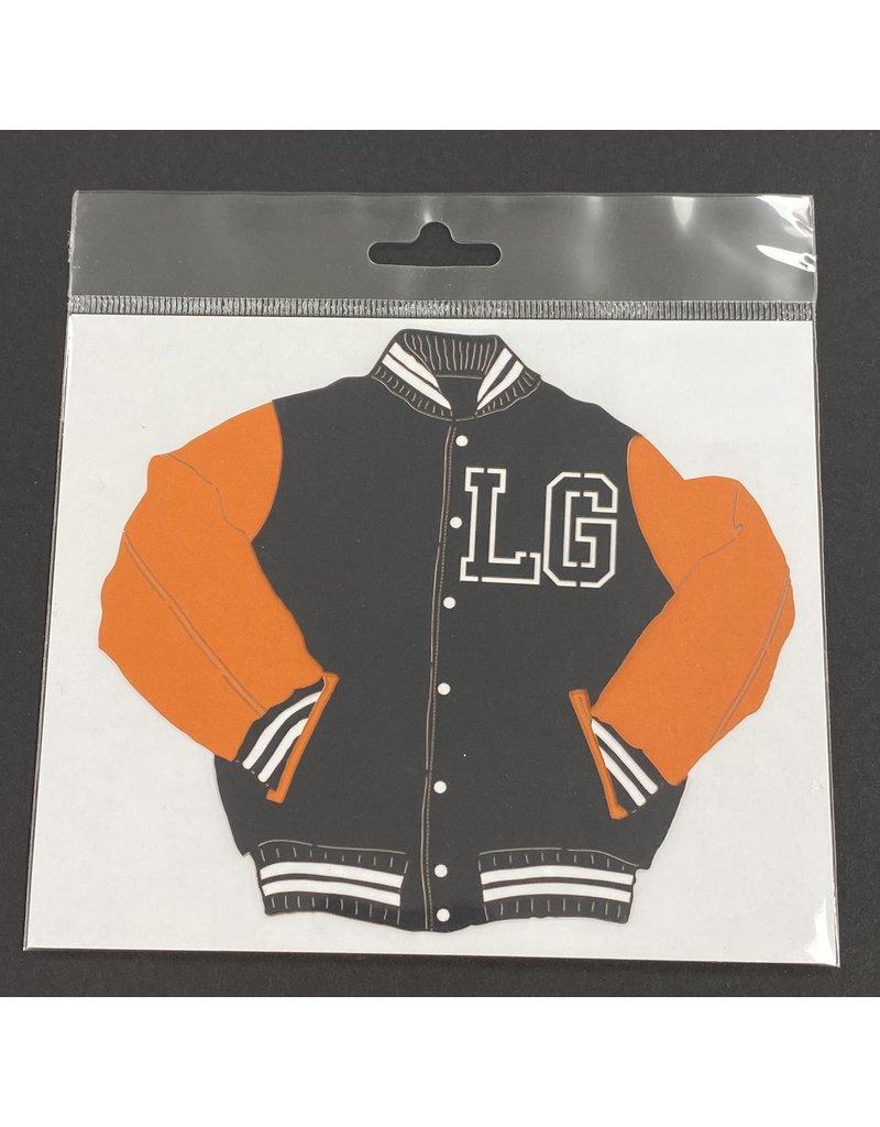 scrapbook customs SS School Pride Letterman Jacket