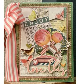 Nikki Sher 03/01 Garden District Mini Album by Nikki