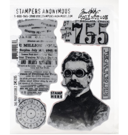 stampers anonymous SA TH The Professor 2 Stamp