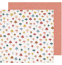 american crafts AC CP paper Magical Forest Discover
