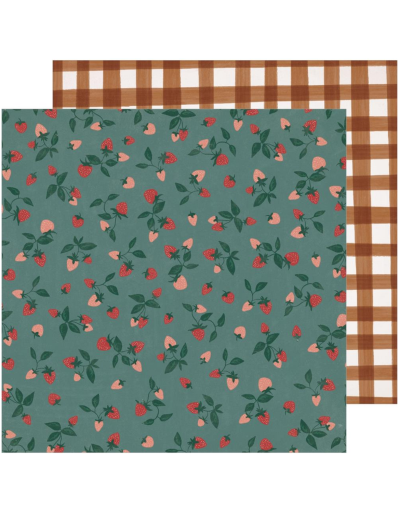 american crafts AC CP paper Magical Forest Garden