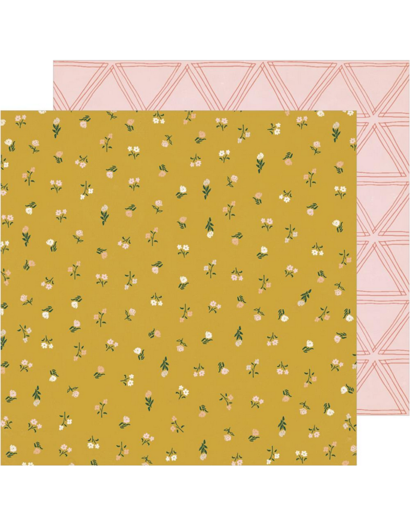 american crafts AC CP paper Magical Forest Wild Flower