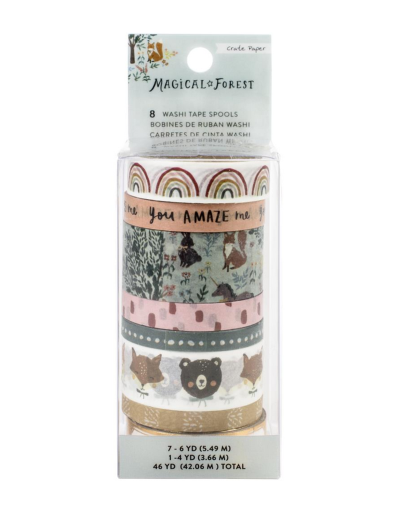 american crafts Ac CP Washi Magical Forest