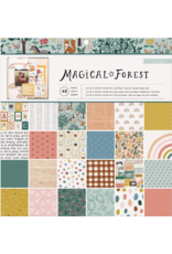 CP MH Magical Forest 12x12 Paper Pad