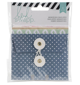 heidi swapp Hs Memorydex Envelopes