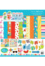 Photoplay PP Paper T&N's Excellent Adventure Collection Pack