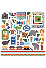Photoplay PP A Walk on the Wild Side Element Sticker
