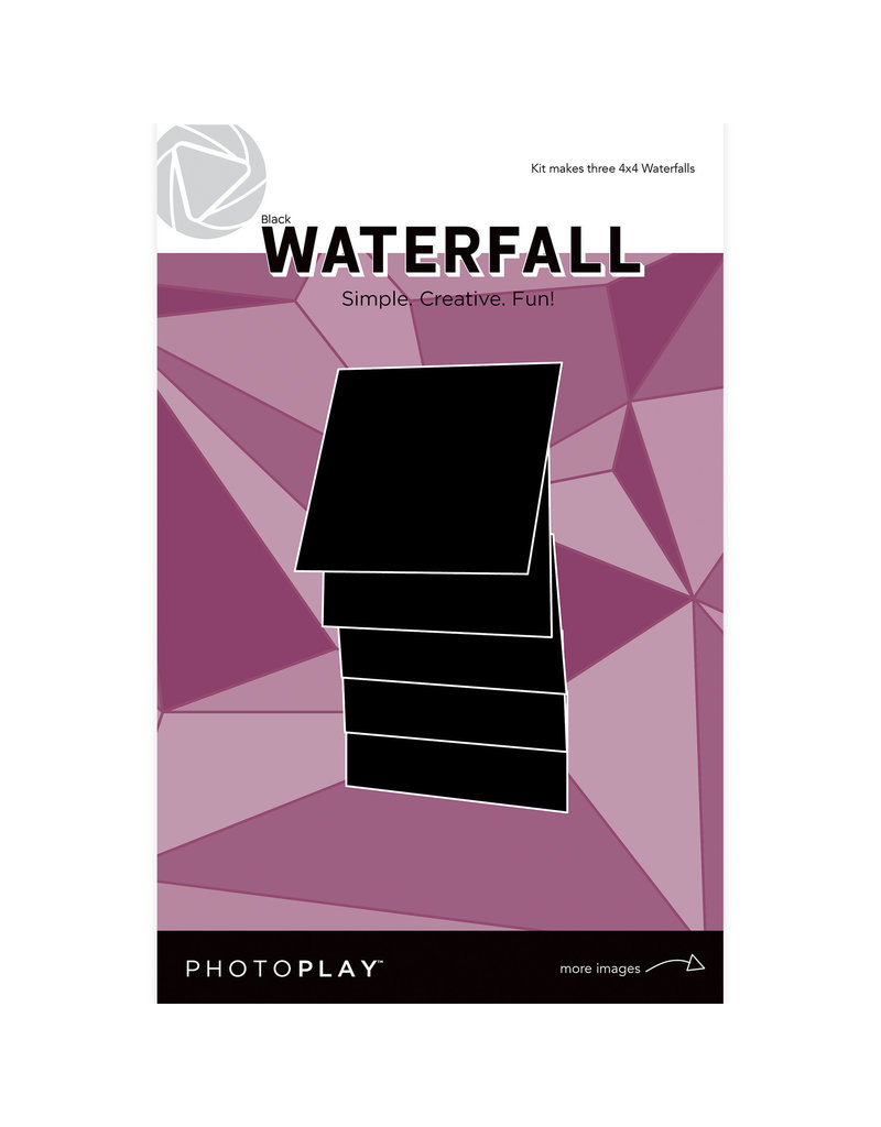 Photoplay PP 4x4  Black Waterfall Manual (15 pcs)
