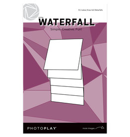 Photoplay PP 4x4 White Waterfall Manual (15 pcs)